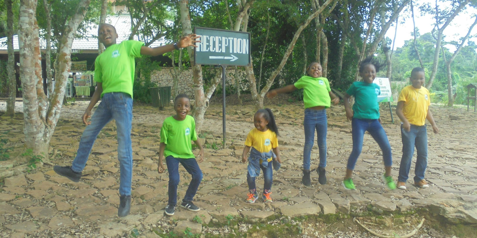 SUMMER CAMP-GHANA