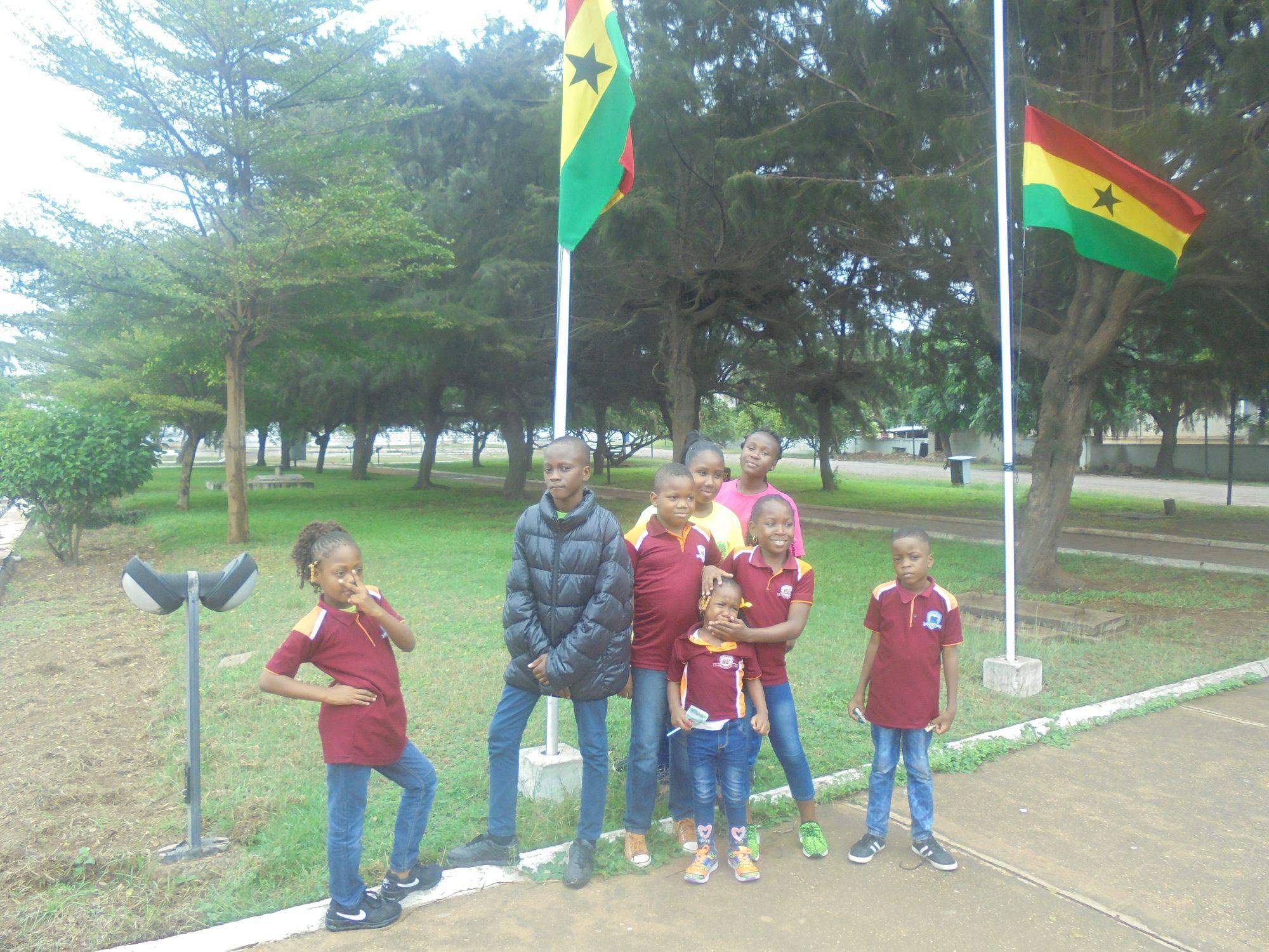 SUMMER CAMP -GHANA