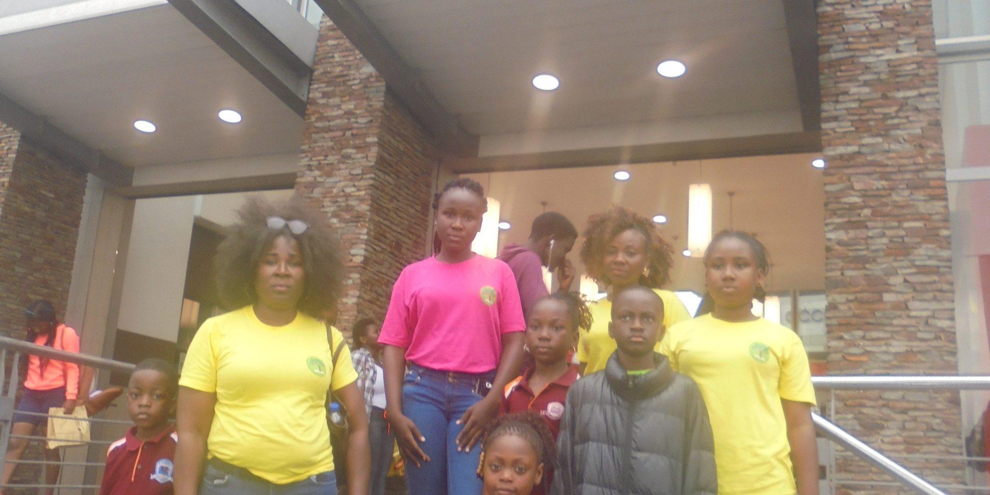 ACCRA MALL, ACCRA, GHANA